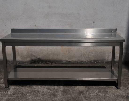 Usato frigotecnica moderna ed efficiente zorzi frigotecnica - Tavolo acciaio inox usato ...